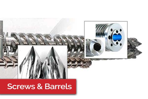 Screws and Barrels