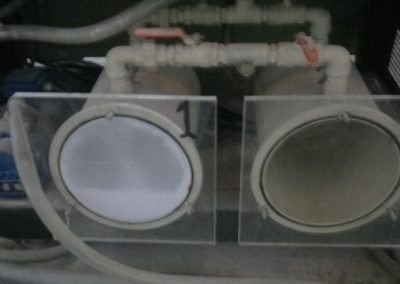 Twin Screw Conical Machine